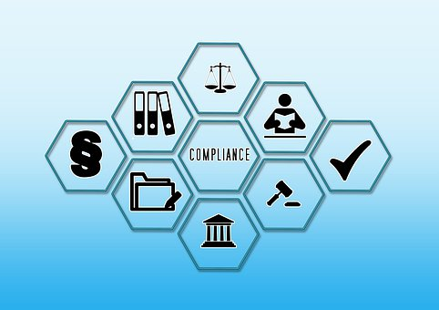 Compliance, Check Mark, Court, Law, Rule