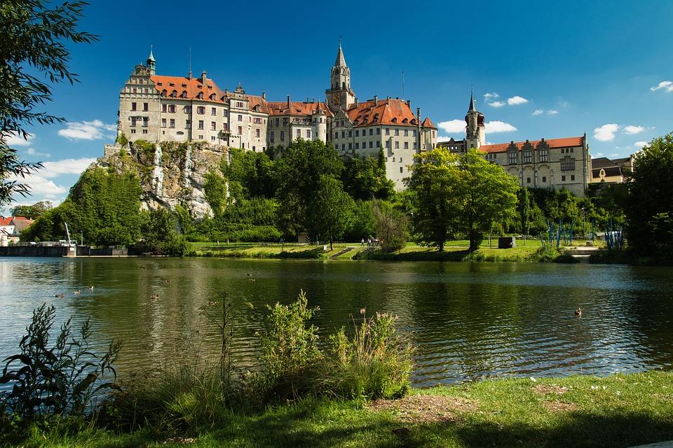 Schloss in Sigmaringen