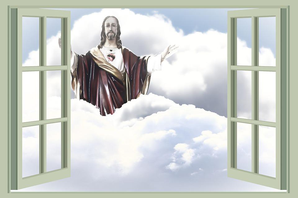 Jezus Van Nazareth, Welkom, Open Armen, Venster