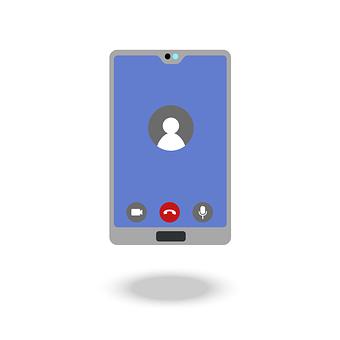 Teléfono De Videollamada