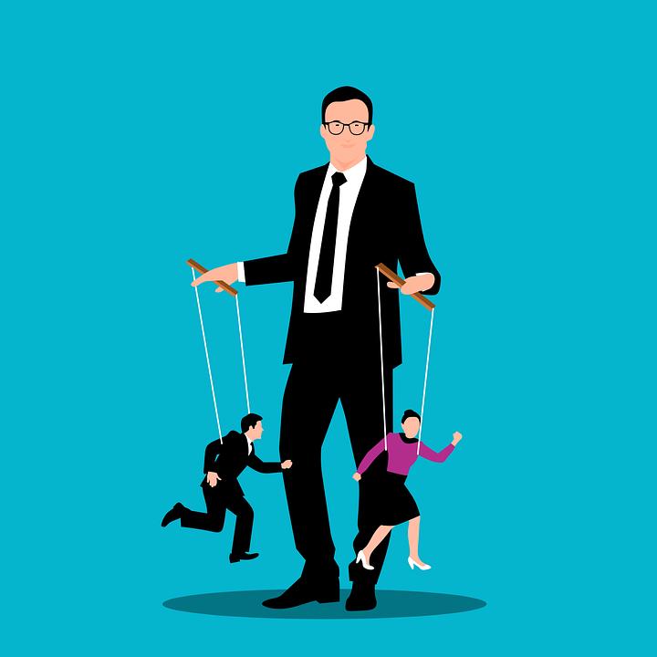 逆評価制度とは|人形, 男, 制御, マスター, 実業家, スレーブ, ビジネス, 人, 政治, ボス, 手, 下で|KEN'S BUSINESS|ケンズビジネス|職場問題の解決サイト中間管理職・サラリーマン・上司と部下の「悩み」を解決する情報サイト
