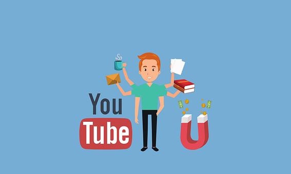 Youtube, Iklan, Komersial, Internet