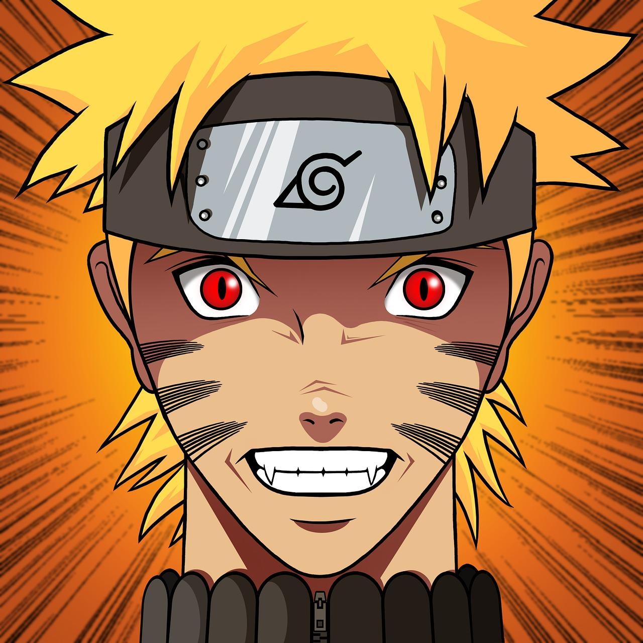 Naruto Anime Ninja - Free image on Pixabay