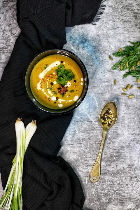 Lentil, Soup, Bowl, Soup Bowl, Appetizer, Lentil Soup