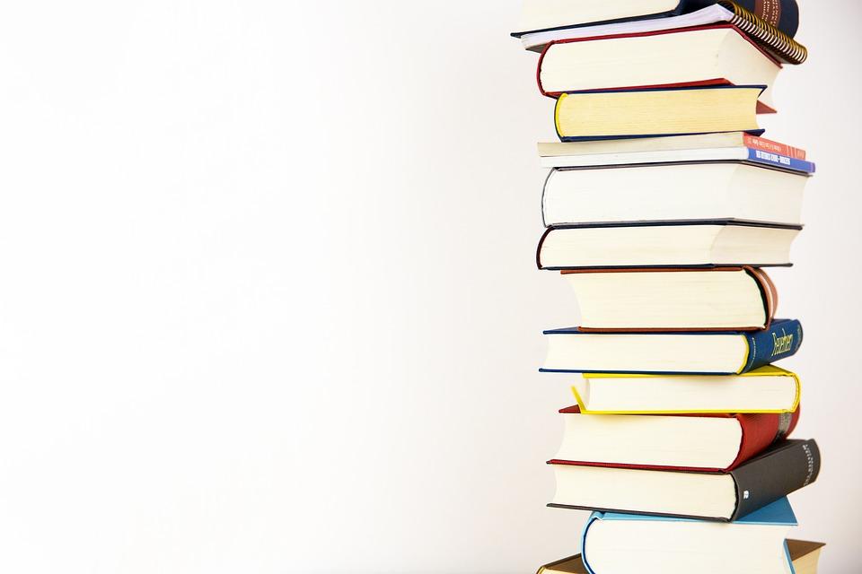 Books, Stack, Literature, Knowledge, Education, School