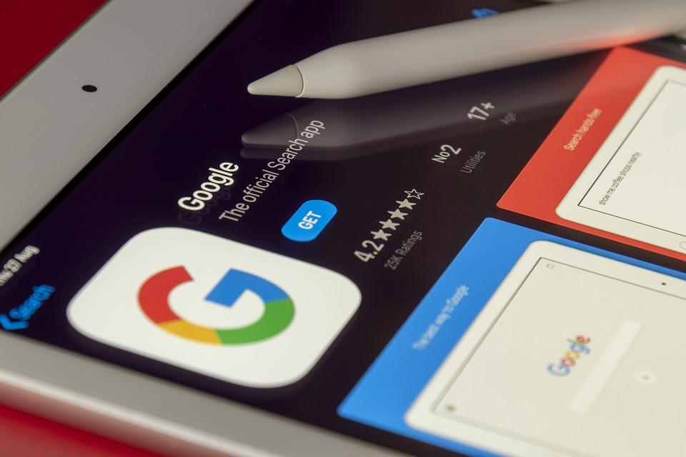 Google, Ipad, Tablet, Apple, Social, Social Media