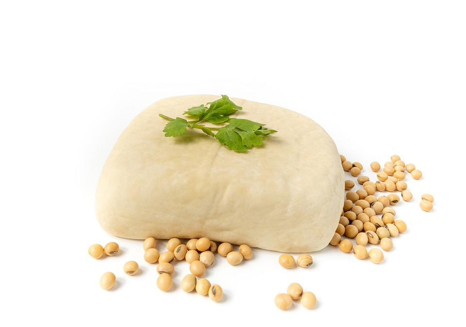 Tofu, Soybeans, Food, Meal, Product, Soya Beans, Beans