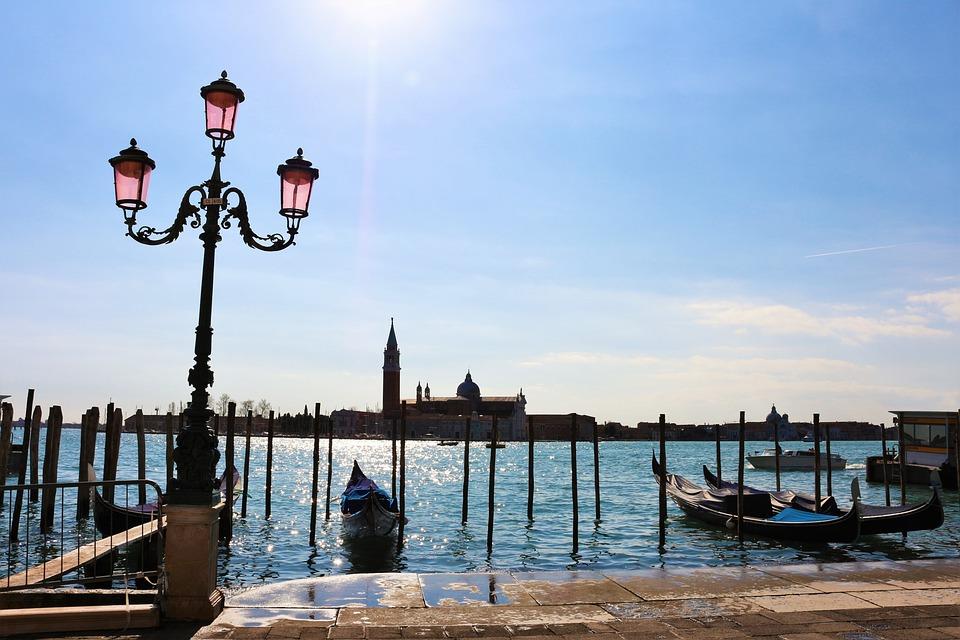 Venedig Italien Vand - Gratis foto på Pixabay