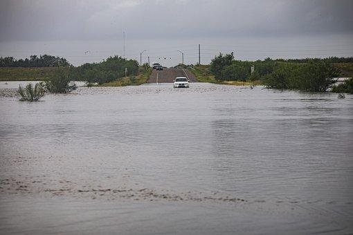 Flooding, Hurricane, Flood, Water, Storm