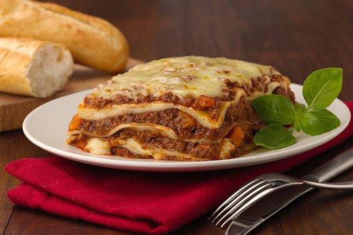 Voedsel, Lasagne, Pasta, Schotel, Keuken