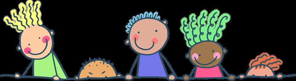 Trzymać Dzieci, Dla Dzieci, Doodle