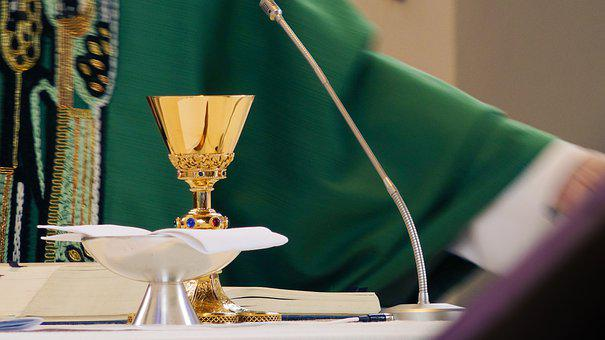 Cup, Wine, Worship, Communion, Eucharist, sanctus