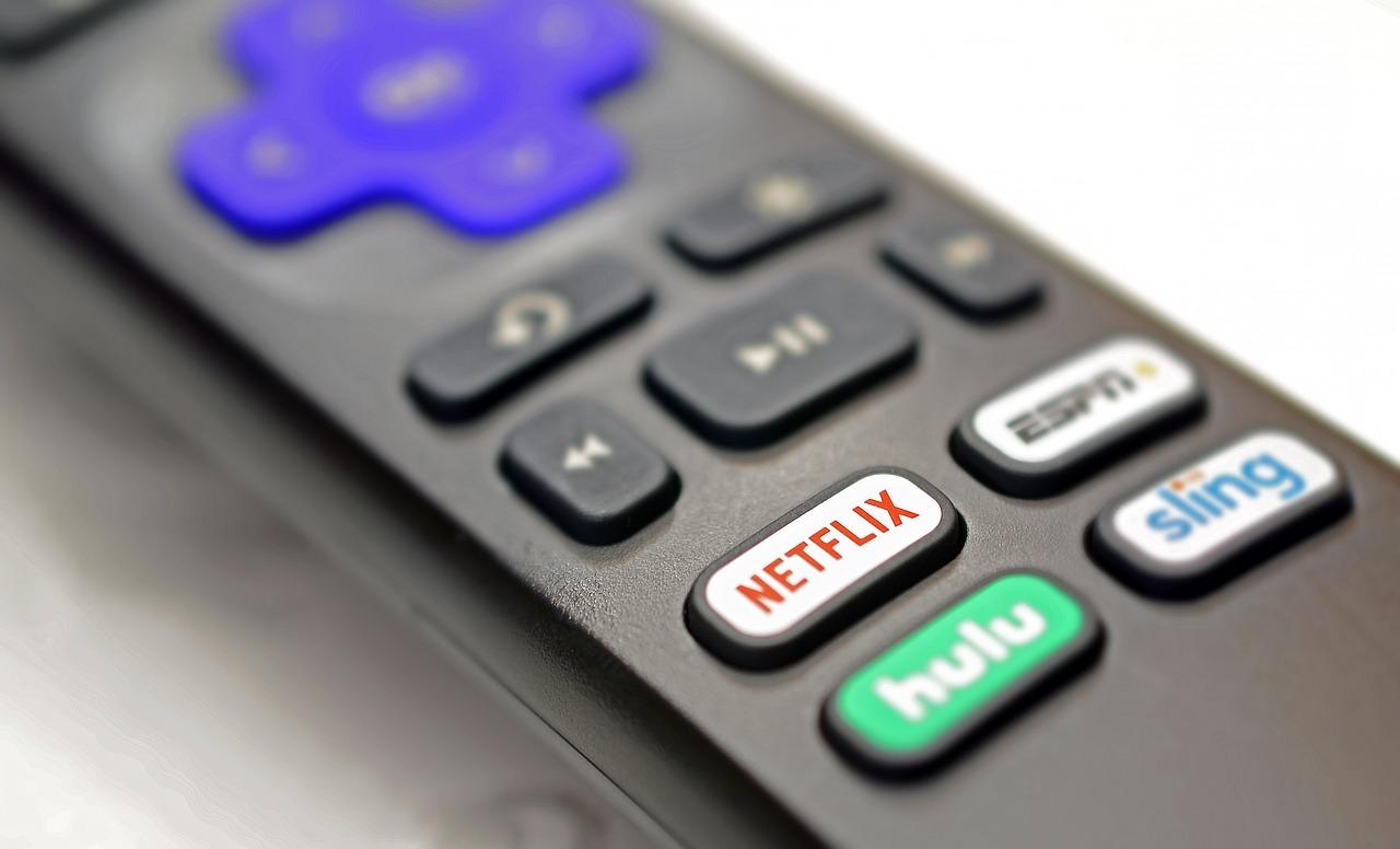 Netflix remote control