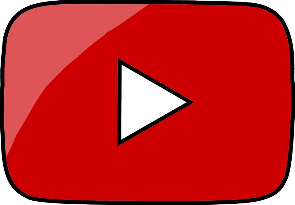 Youtube Logo - Free vector graphic on Pixabay