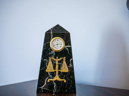 Clock, Office, Law, Time, Schedule, Job