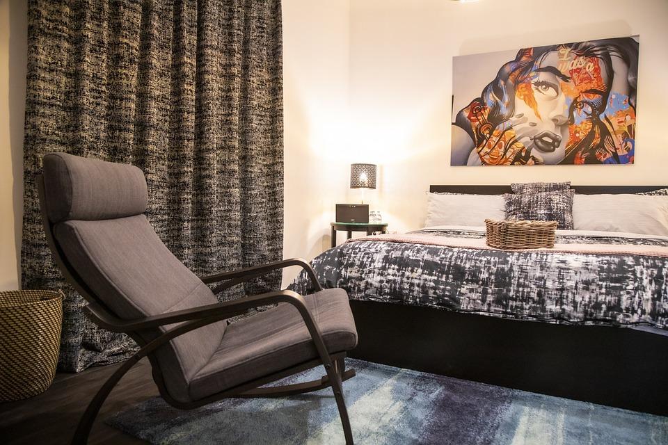 Mahrous Houses, Airbnb, Bedroom