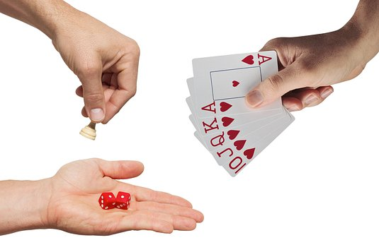 Games, Hands, Entertainment, Play, Cards