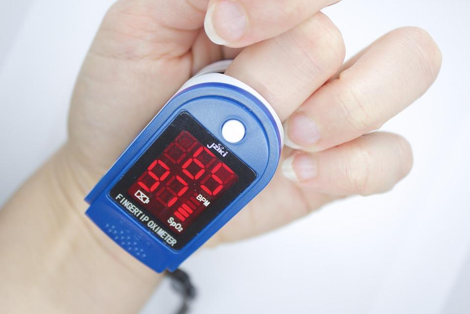 เครื่องวัดความอิ่มตัวของออกซิเจน, Oximeter, การวัด