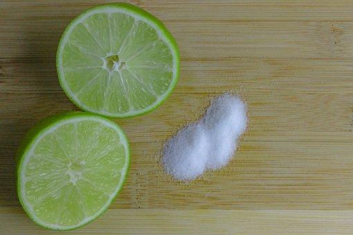 Lemon, Salt, Kitchen, Cook, Healthy