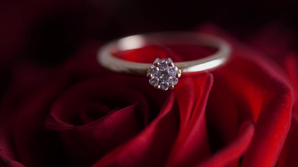 Diamond Ring, Ring, Diamonds, Wedding Ring