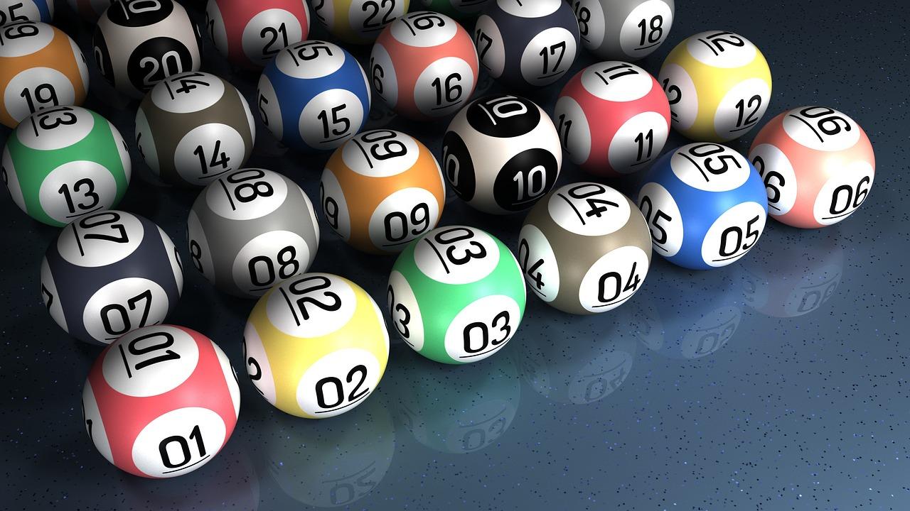 Balls Prize Draw Lottery - Free photo on Pixabay