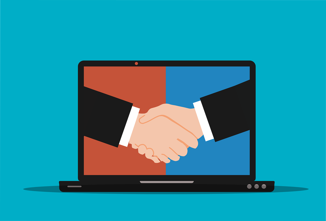 online deal M&A  Online Data Rooms – stress-free mergers and purchases laptop 6081424 1280