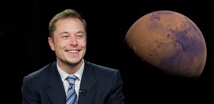 Elon, Musk, Mars, Space, Exploration