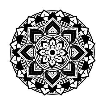 Mandala, Circle, Pattern, Design
