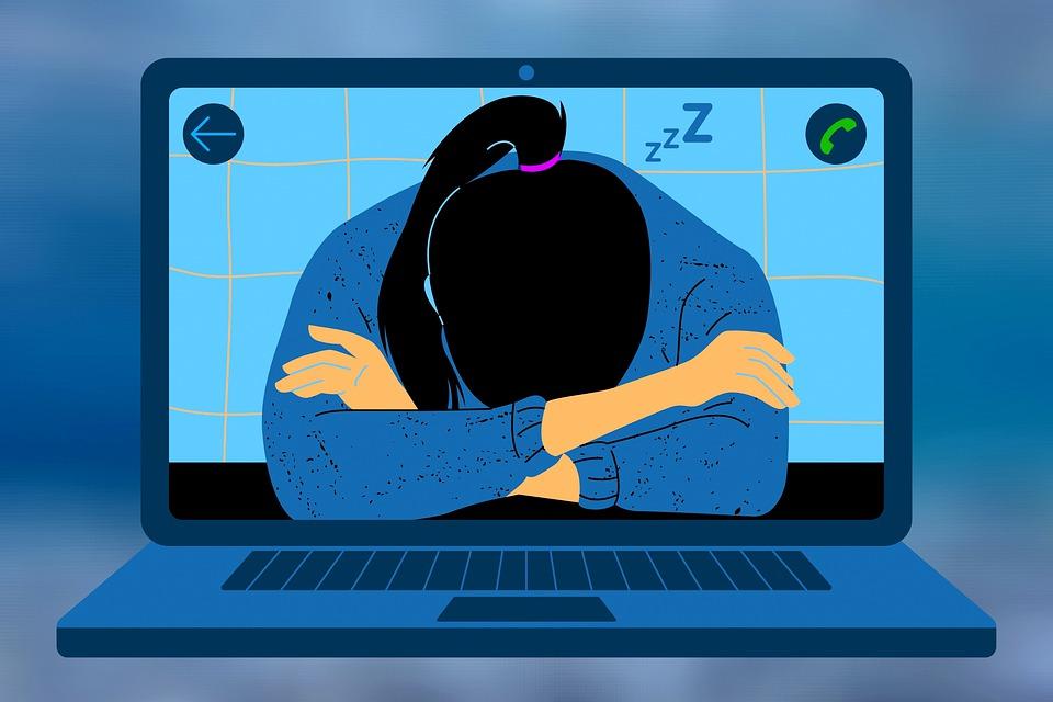 Müdigkeit, Müde, Schlafen, Die Schwäche, Gearbeitet