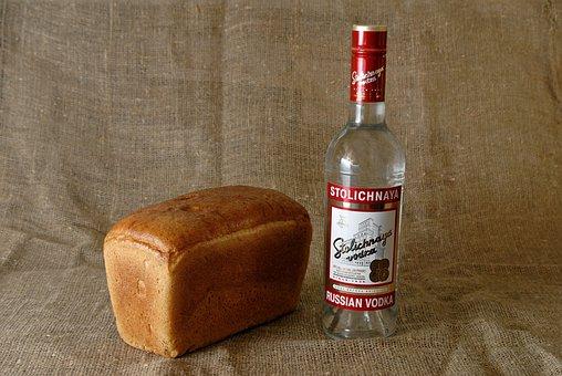 Russian Vodka, Stolichnaya