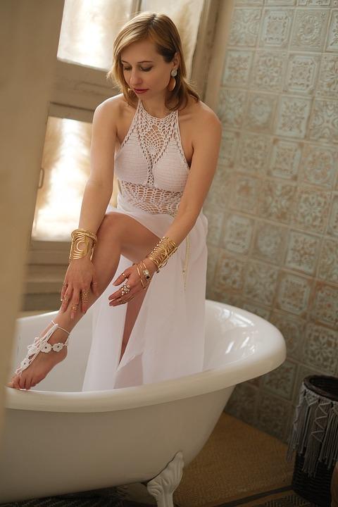 Moda Donna Bagno Vasca Da Foto Gratis Su Pixabay
