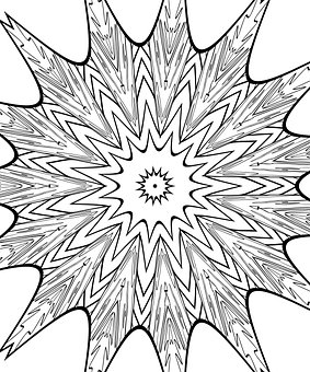 Mandala, Design, Abstract, Intricate