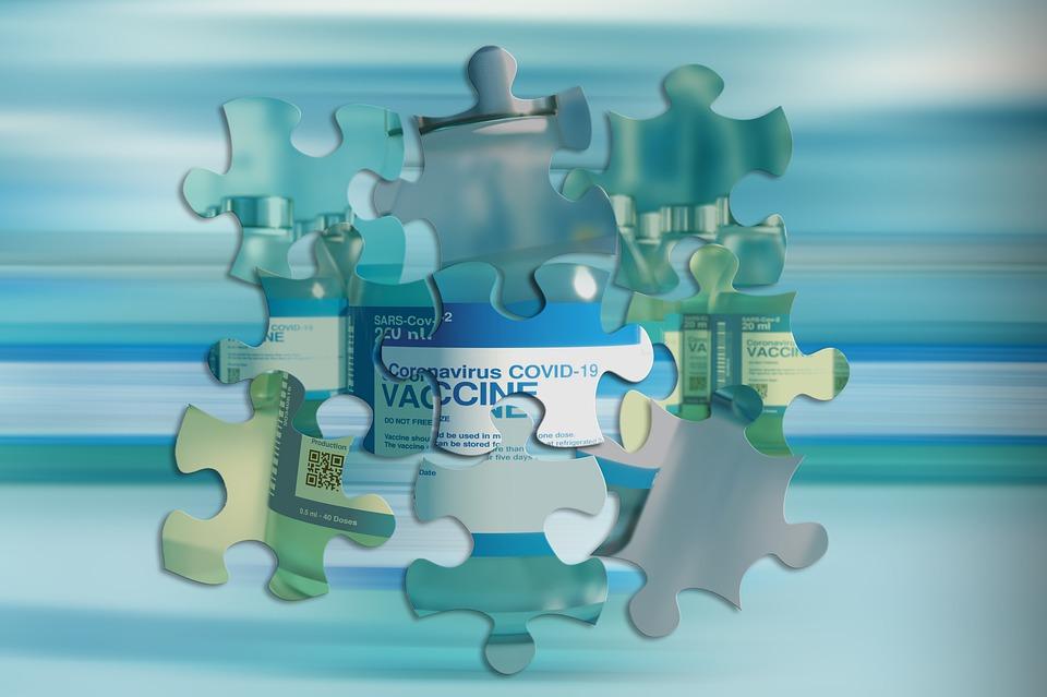 Vaksine, Puzzle, Healing, Medisinske, Virus