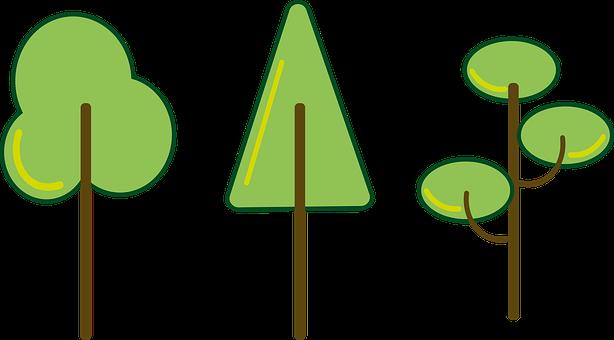 Více než 100 obrázků na téma Tři+Stromy a Tři zdarma - Pixabay