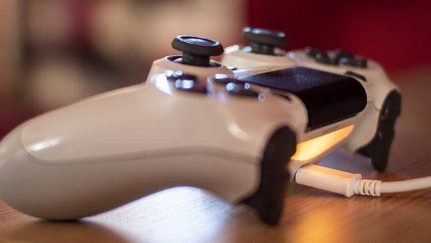 Joystic, Joypad, Game, Controller, Gamer