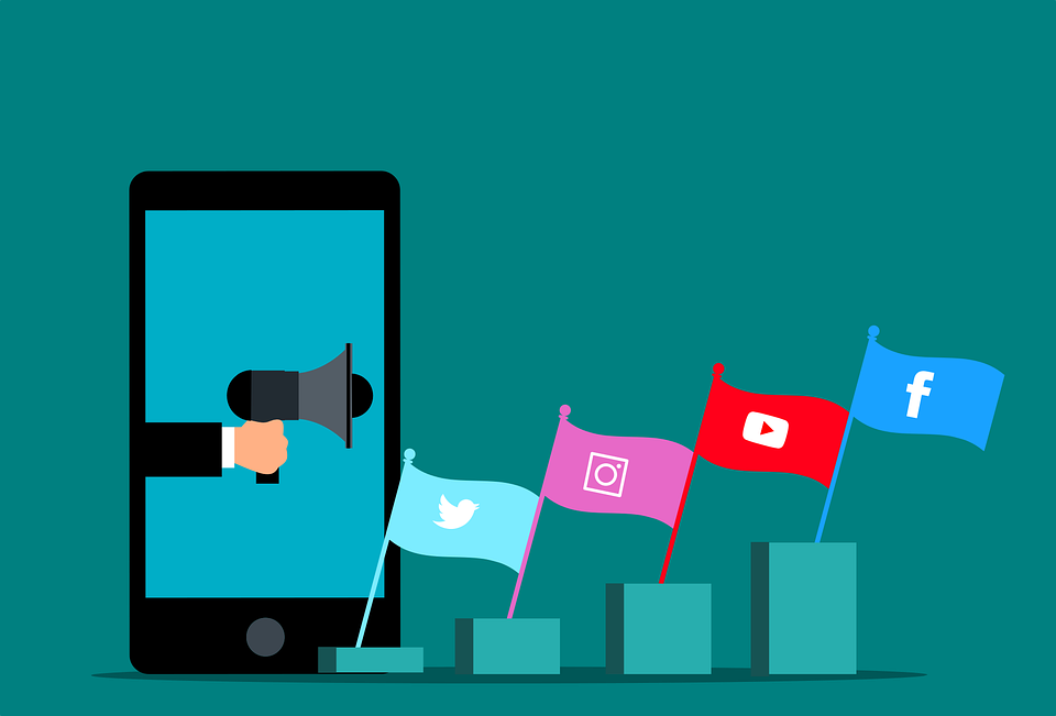 Sosiale Medier, Markedsføring, Facebook, Youtube