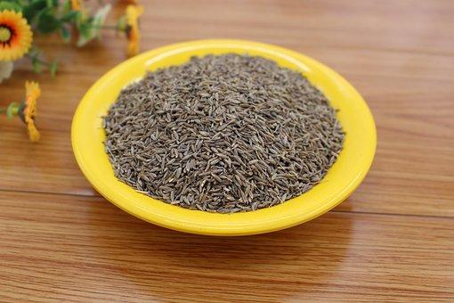 Cumin, Dried Seeds, Condiment, Spice