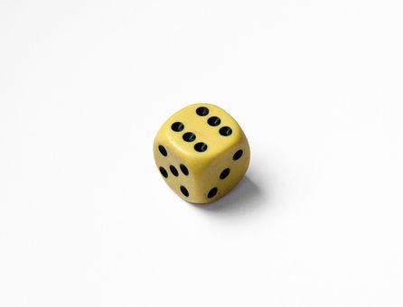 Dice, Cube, Gambling, Luck, Game, Play