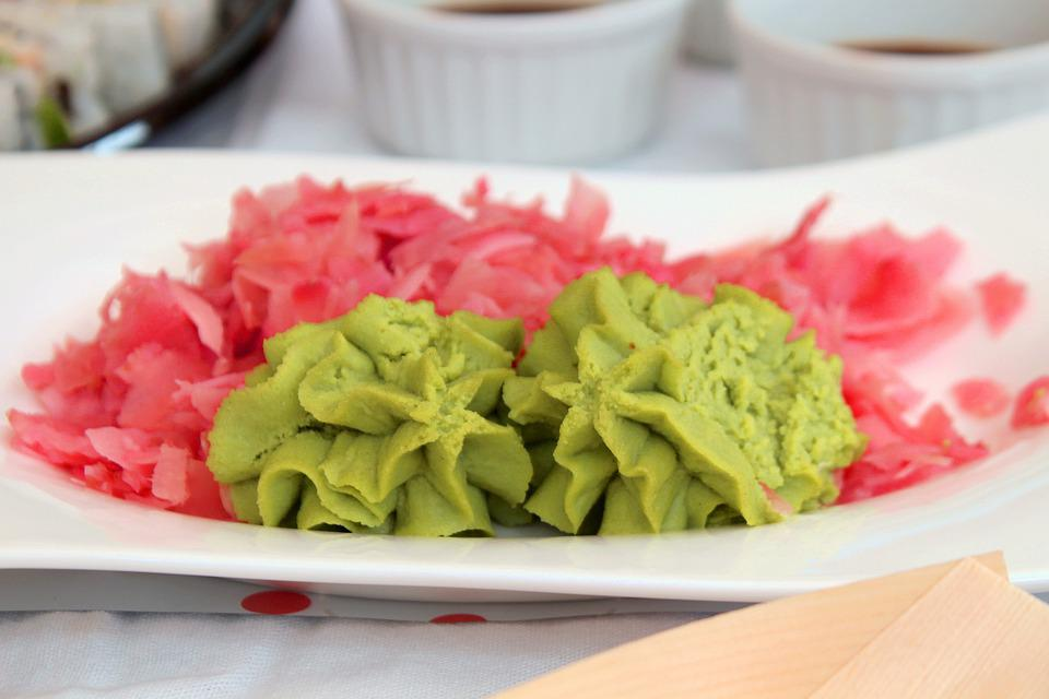 Wasabi, Paste, Condiment, Food, Green Paste, Spicy
