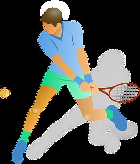 Tennis, Tennis Player, Sports