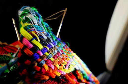 Needle, Thread, Sew, Tailoring, Craft