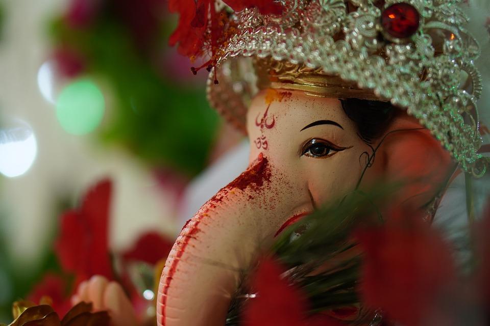 Ganpati Mandap Decoration