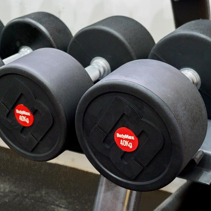 ジム, 重み, フィットネス, エクササイズ, いい結果, トレーニング, スポーツ, 重さ, フィット, 力