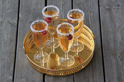 Cocktail, Drink, Glasses, Apple Cider,Apple Cider Vinegar
