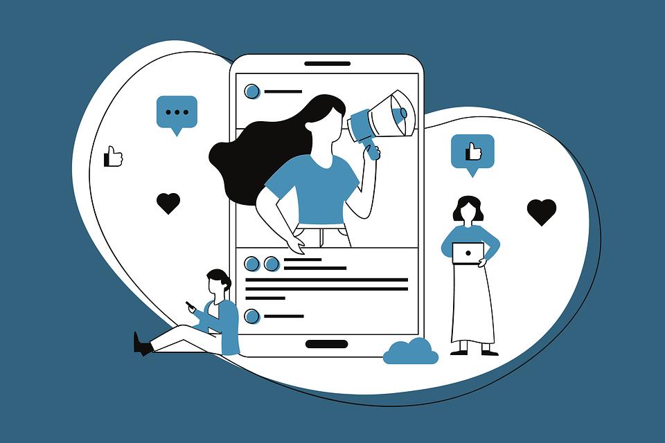 Influencers, Like, Webcam, Smartphone, Social, Average