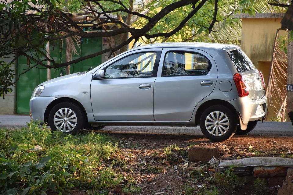 Car, Road, Parking, Tire, Transport, Toyota