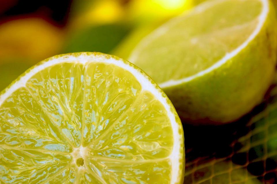 Лимон, Фруктов, Плоть, Половина, Ломтик, Цитрусовые