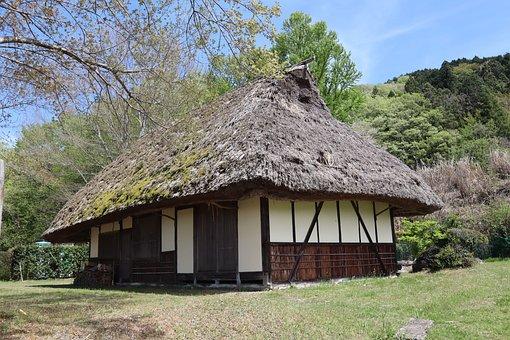 Landscape, Building, Japan
