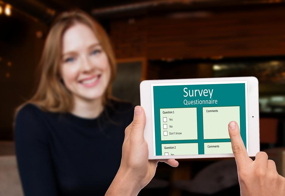 Survey, Interview, Questionnaire, Market, Research
