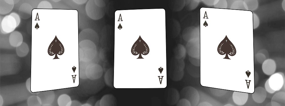 Ace, Playing Cards, Gambling, Cards